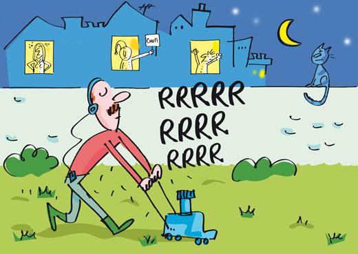 Bruits g nants pensez vos voisins - Porter plainte pour nuisance olfactive ...
