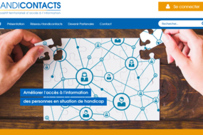 Handicontacts: un site pour le handicap